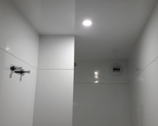 Eclairage pour sanitaire