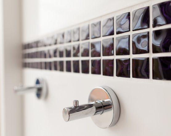 Motif décoratif pour douche