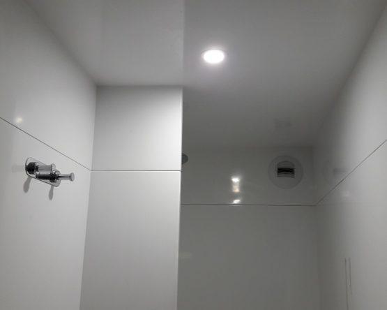 Éclairage moderne sanitaire