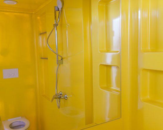 Décoration moderne douche