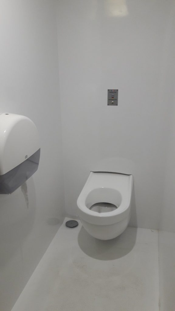 WC automatise