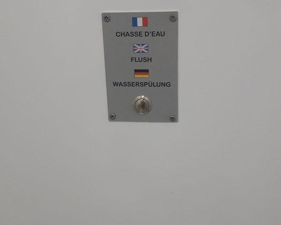 Sanitaire automatisé