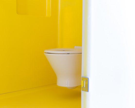 Peinture moderne pour WC