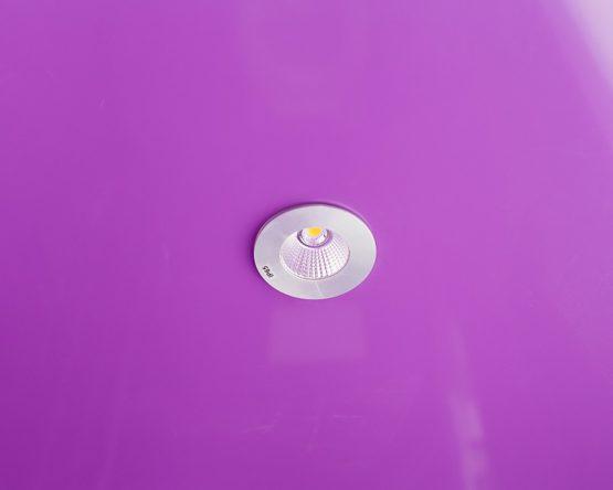 Éclairage moderne pour sanitaire
